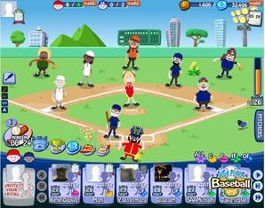 SEGA PLAY!Baseball