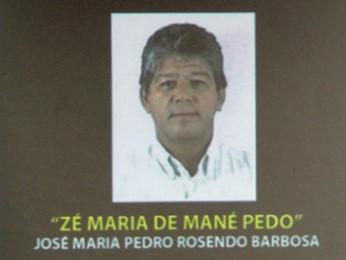 José Maria é suspeito de ser o mandante da morte do promotor Thiago Faria Soares (Foto: Katherine Coutinho/ G1)