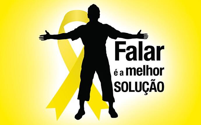 Campanha Setembro Amarelo do Centro de Valorização da Vida