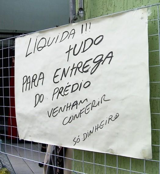 FALTA EMPREGO (TV Globo)