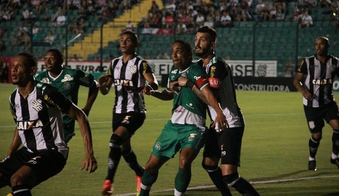 Figueirense x Chapecoense (Foto: Cleberson Silva/Chapecoense)