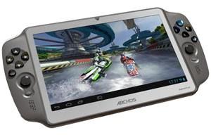 GamePad da Archos é feio, mas roda toda a biblioteca de games para Android (Foto: Divulgação)