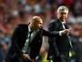 """Ancelotti explica sucesso de Zidane: """"As pessoas escutam quando ele fala"""""""