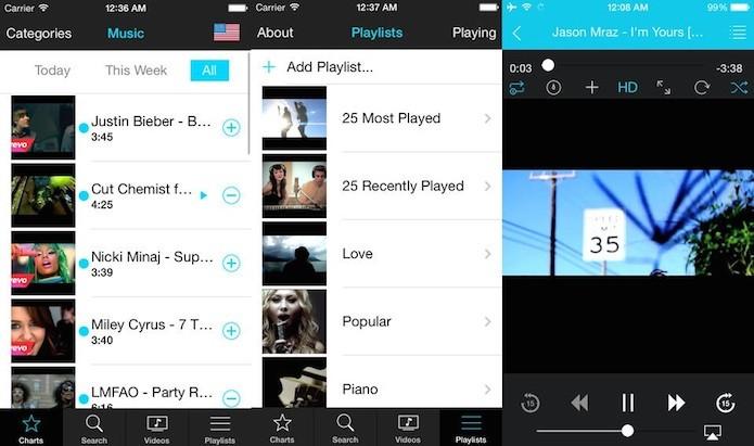 Leve as musicas do YouTube para qualquer lugar (Foto: Divulgação/AppStore)