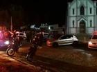 Operação 'choque de ordem' notifica 37 carros em Petrópolis, no RJ