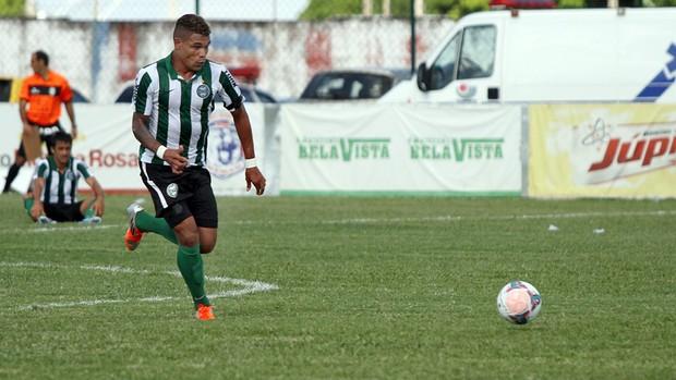Júnior Urso durante a vitória do Coritiba sobre o Cianorte (Foto: Raphael Brauhardt / Divulgação Coritiba)