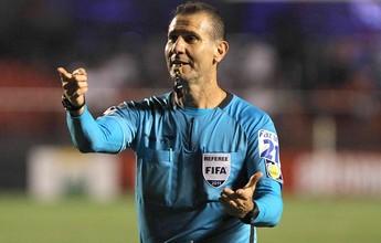 Wilson Luiz Seneme é o novo membro do Comitê de Arbitragem da Fifa