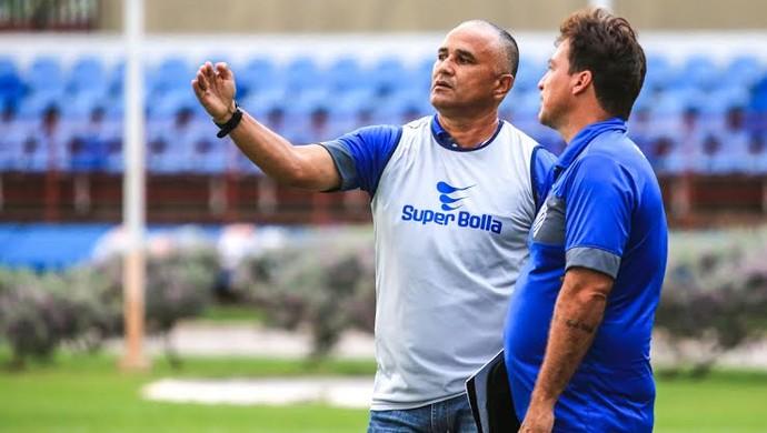 Oliveira Canindé, CSA (Foto: Ailton Cruz/Gazeta de Alagoas)