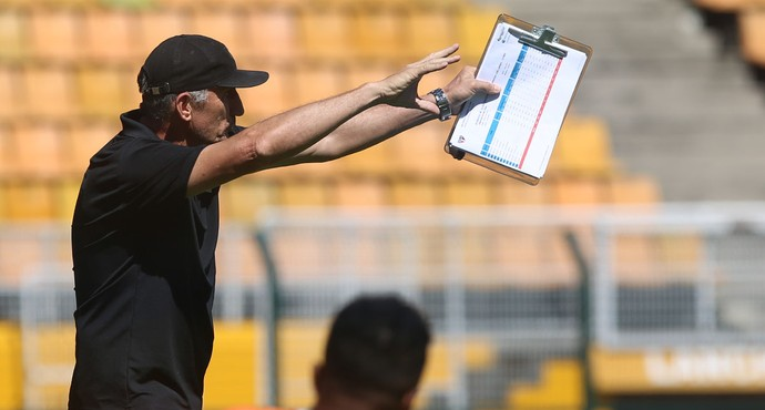 Edgardo Bauza São Paulo (Foto: Rubens Chiri/Site oficial do SPFC)