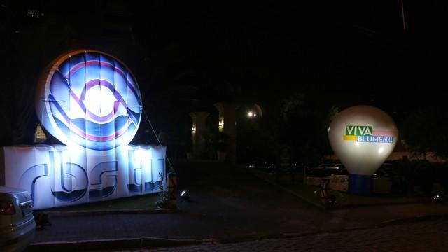 Festa comemorou índices de audiência  (Foto: RBS TV/Divulgação)