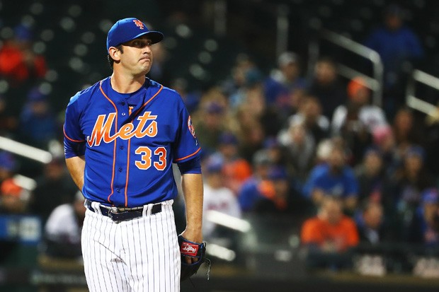 Matt Harvey (Foto:  Al Bello/ Getty Images)
