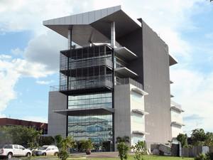 O leilão presencial acontecerá na sede da Justiça Federal do Tocantins, em Palmas (Foto: Divulgação/Justiça Federal do TO)