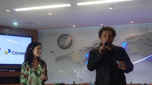 Roberta Medina anuncia atrações da Rock Street (Foto: Carolina Caldas/Gshow)