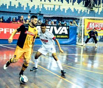 AABB x Sorocaba Futsal, Liga Paulista, LPF, Simi (Foto: Danilo Camargo / Magnus Futsal)
