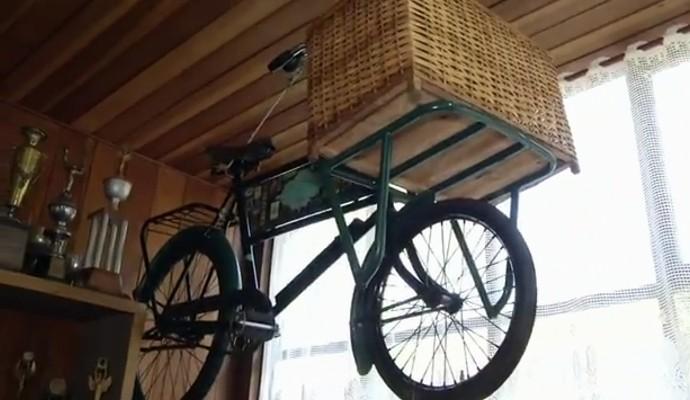 Revista mostrou um museu só para bicicletas (Foto: Rio Sul Revista)