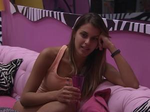 BBB às 01h28m do dia 31/03. (Foto: Big Brother Brasil)
