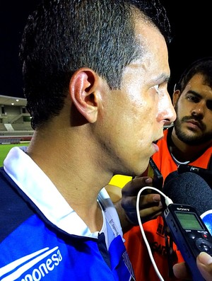 Didira CSA (Foto: Viviane Leão/GloboEsporte.com)