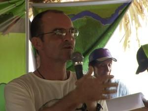 Jansen Zuanon, do Instituto de Pesquisas da Amazônia (Foto: Reprodução)