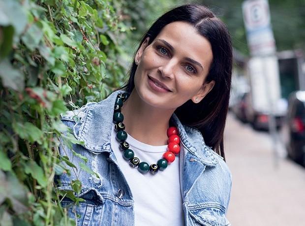 Fernanda Motta (Foto: João Bertholini/Ed. Globo)