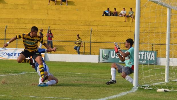 Novorizontino x Fernandópolis - Segunda Divisão do Paulista - Ceará (Foto: Wiliam Bras de Lma/Grêmio Novorizontino)