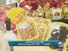 Produtos de ceia de Natal estão 12% mais caros em Poços de Caldas, MG