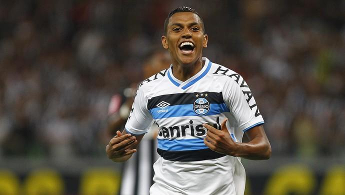 Pedro Rocha Atlético-MG x Grêmio (Foto: Lucas Uebel/Divulgação Grêmio)