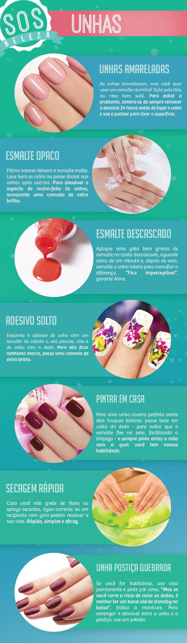 SOS Beleza Unhas (Foto: Getty images)