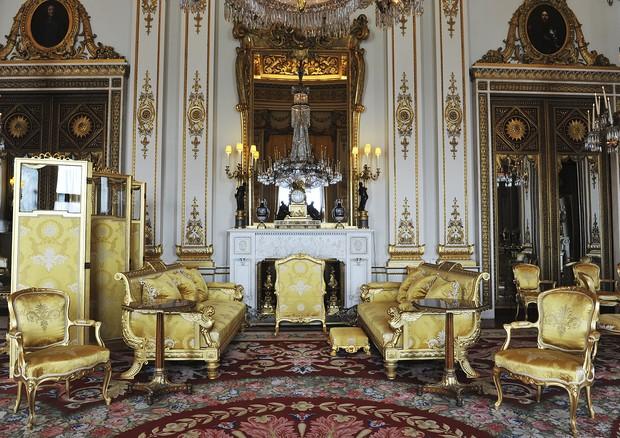 Buckingham Palace por dentro (Foto: Getty Images)