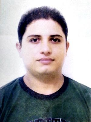 Taxista de 30 anos está desaparecido há 10 dias. (Foto: Eliane Gomes/Arquivo Pessoal)