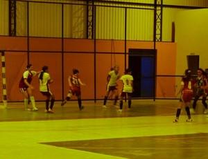 taça roraima de futsal feminino sub-17 (Foto: Divulgação)