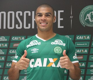 Caramelo Chapecoense (Foto: Cleberson Silva/Chapecoense)