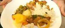 Aprenda como fazer um especial e delicioso frango caipira (Reprodução / Inter TV)