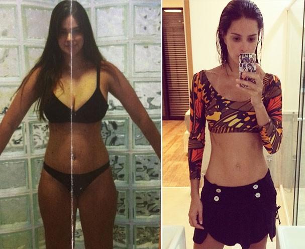 """De 90kg à barriga dos sonhos, Vera Viel fala: """"é possível ter o corpo que sempre desejou"""""""