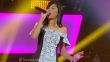 Ellen Clícia de RO, participa das audições do 'The Voice Kids'; confira (The Voice Brasil Kids)
