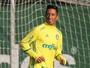 """Na reserva, Barrios elogia elenco do Palmeiras: """"Não temos vaidade"""""""