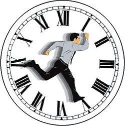 Correndo contra o tempo (Foto: Arquivo Google)