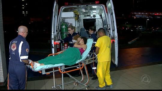 Tiroteio deixa casal de adolescentes e filha feridos em Santa Rita, na Paraíba