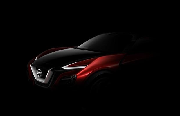 Conceito da Nissan para Frankfurt (Foto: Divulgação)