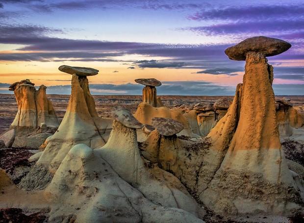 5-Ah-Shi-Sle-Pah-Badlands-lugares-incriveis (Foto: Thinkstock)