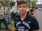 'Chutei no vácuo, tipo o Valdivia', diz estudante que fez a prova em 2 horas