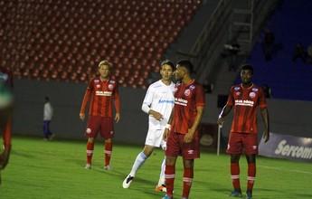 Com gol de Keirrison, Londrina derrota Náutico e vence a primeira na Série B