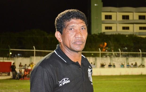 Santos vence Macapá com gol nos acréscimos e segue líder do Estadual (Foto: Jonhwene Silva/GE-AP)