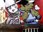 Sorocaba recebe obras de um dos principais grafiteiros do país