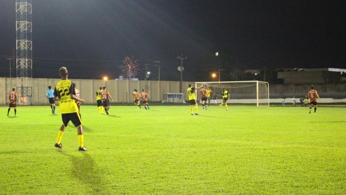 Jogo das Estrelas em Rondônia (Foto: Daniele Lira)