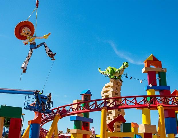 Disney terá área dedicada a 'Toy Story'