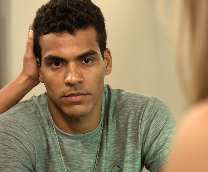 Ivan decide entrar com processo (Foto: TV Globo)
