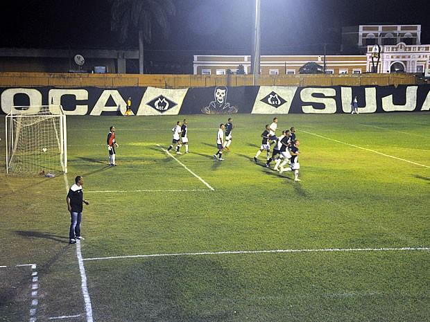 Mixto vence Remo em casa com dois gols de Nonato (Foto: Aldair Santos/ Rádio Centro América FM)