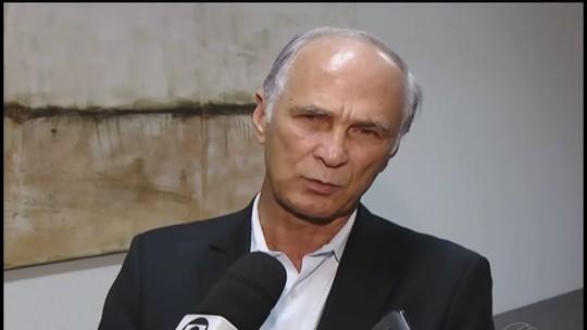Antônio Andrade fala sobre rompimento com governo de MG em visita a Uberlândia