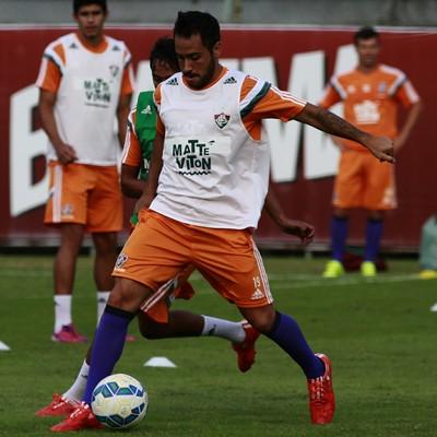 Martinuccio Fluminense (Foto: Nelson Perez/Fluminense FC)