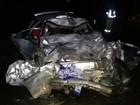Sete morrem e adolescente fica ferida em acidente na BR-277, em Palmeira